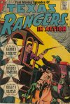 Cover For Texas Rangers in Action 9