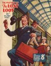 Cover For Sexton Blake Library S3 250 The Mystery of the Lost Loot