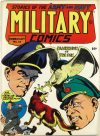 Cover For Military Comics 16 (paper/8fiche)