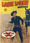 Cover For Lash Larue Western 29