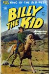 Cover For Billy the Kid Adventure Magazine 4
