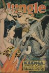 Cover For Jungle Comics 81