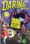 Cover For Daring Adventures 9