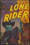 Cover For Lone Rider 13
