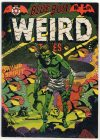 Cover For Blue Bolt Weird Tales of Terror 114