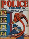 Cover For Police Comics 5