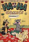 Cover For Ha Ha Comics 71