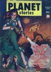 Cover For Planet Stories v3 6 Sword of the Seven Suns Gardner F. Fox