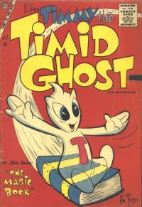 Large Thumbnail For Timmy the Timid Ghost #7