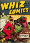 Cover For Whiz Comics 18 (paper/2fiche)