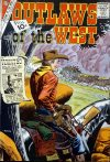 Cover For Outlaws of the West 36