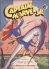 Cover For Captain Marvel Jr. 7