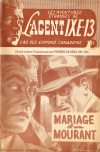 Cover For L'Agent IXE 13 v2 124 Mariage d'un mourant