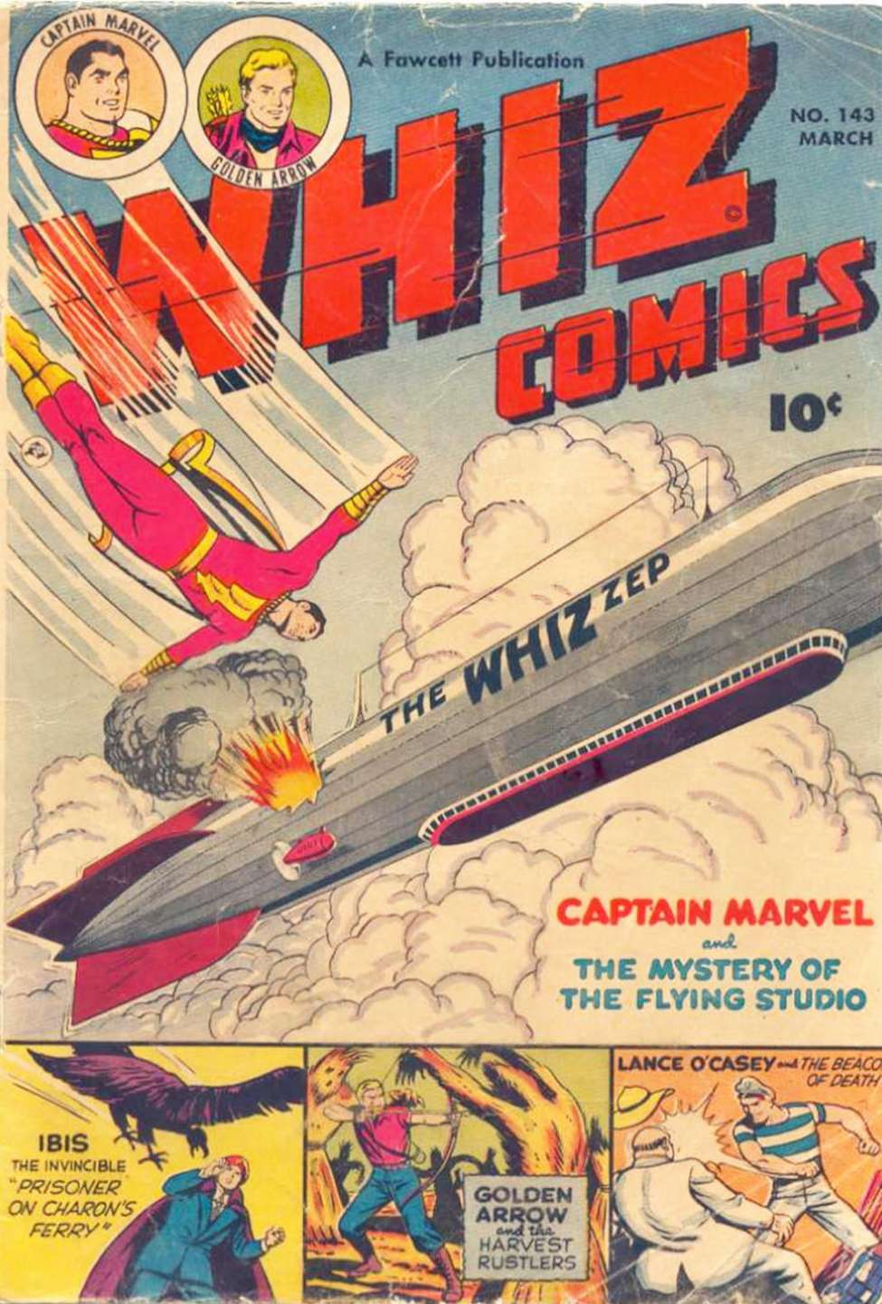 Comic Book Cover For Capt. Marvel Compilations Vol 28