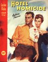 Cover For Sexton Blake Library S3 357 Hotel Homicide
