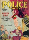 Cover For Police Comics 83