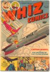 Cover For Whiz Comics 143