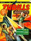 Cover For Thrills Incorporated 5 Devouring Comet Ace Carter