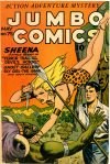 Cover For Jumbo Comics 75