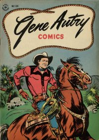 Large Thumbnail For Gene Autry Comics #1