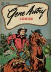 Cover For Gene Autry Comics 1
