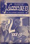 Cover For L'Agent IXE 13 v2 73 Les deux IXE 13