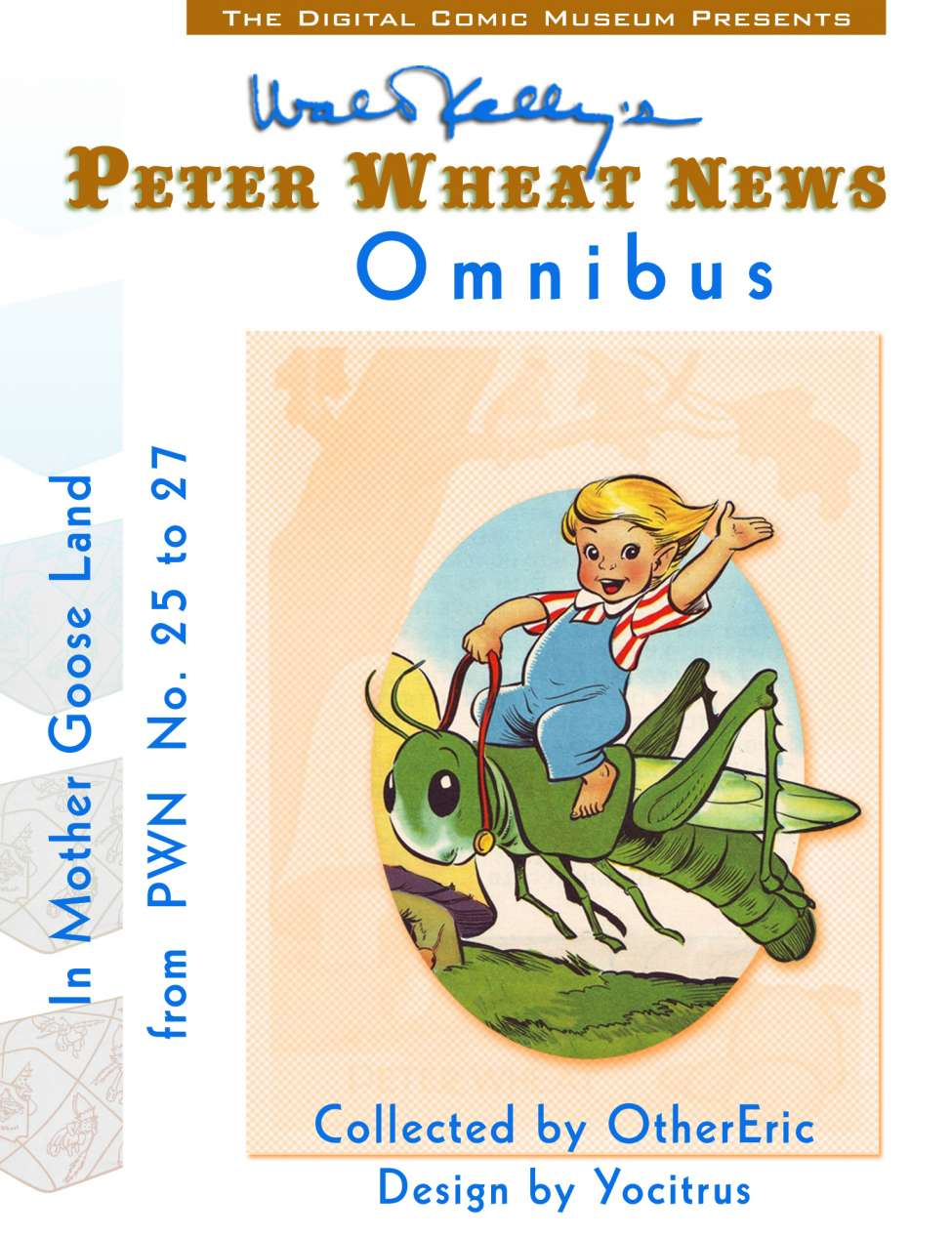 Comic Book Cover For Peter Wheat Omnibus [PWN25-27]