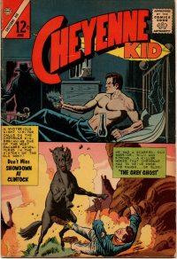 Large Thumbnail For Cheyenne Kid #40