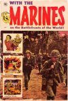 Cover For With the Marines 1