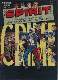 Large Thumbnail For The Spirit #12