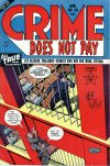 Cover For Crime Does Not Pay 113