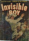 Cover For Approved Comics 2 Invisible Boy
