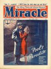 Cover For Miracle 585 Fool's Paradise