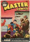 Cover For Master Comics 51