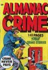 Cover For Almanac of Crime 1