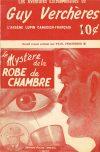Cover For Guy Verchères v2 6 Le mystère de la robe de chambre
