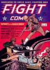 Cover For Fight Comics 24