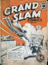 Cover For Grand Slam Comics v2 3
