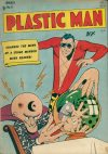 Cover For Plastic Man 21