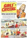 Cover For Girls' Crystal 972