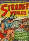 Cover For Strange Worlds 9