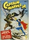 Cover For Captain Marvel Jr. 18