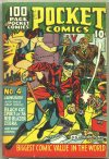 Cover For Pocket Comics 4 (paper/2fiche)
