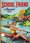 Cover For School Friend Annual 1959