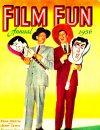 Cover For Film Fun Annual 1956