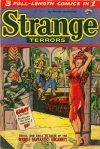 Cover For Strange Terrors 6