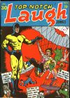 Cover For Top Notch Laugh Comics 30