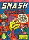 Cover For Smash Comics 6