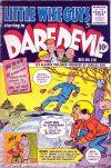 Cover For Daredevil Comics 128