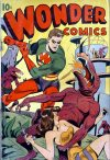 Cover For Wonder Comics 9